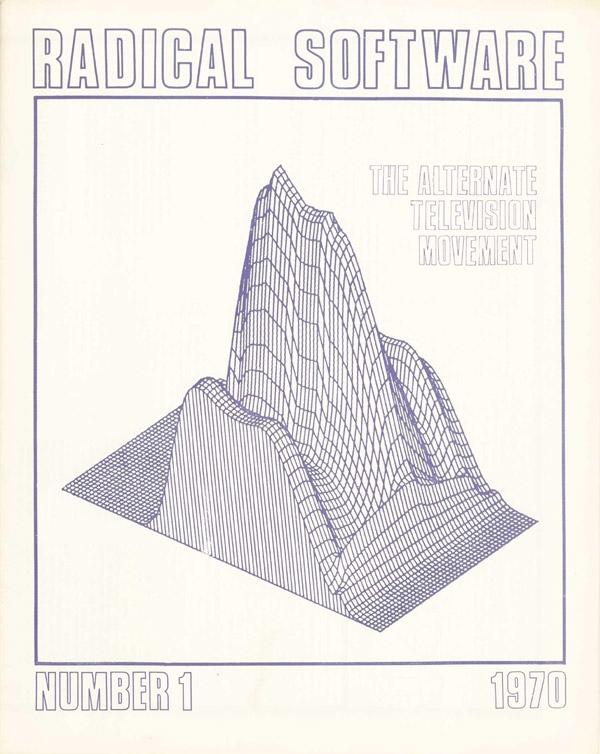 Radical Software Magazine