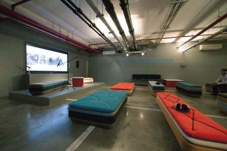Bidoun Video Lounge Art Dubai 2009